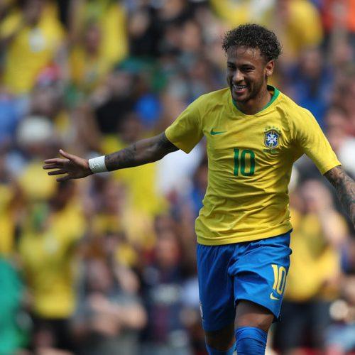 Neymar diz estar 80% pronto e que sofreu muito para disputar a Copa