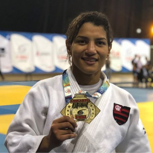 Sarah Menezes conquista medalha de ouro no Campeonato Carioca de Judô