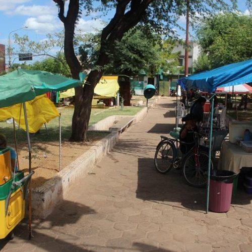 Ambulantes devem deixar praças de Picos até 02 de julho