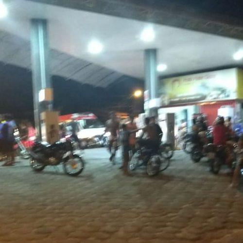 Vigia é baleado na cabeça durante assalto a posto de combustível no Litoral do Piauí