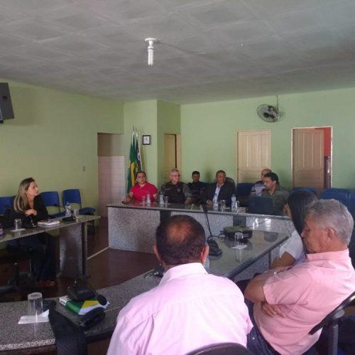 Em audiência pública, Prefeitura de Patos presta contas do 1º quadrimestre de 2018
