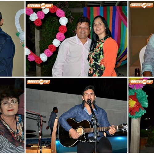 GENTE EM EVIDÊNCIA | Veja quem participou da festa dos casais em Jaicós