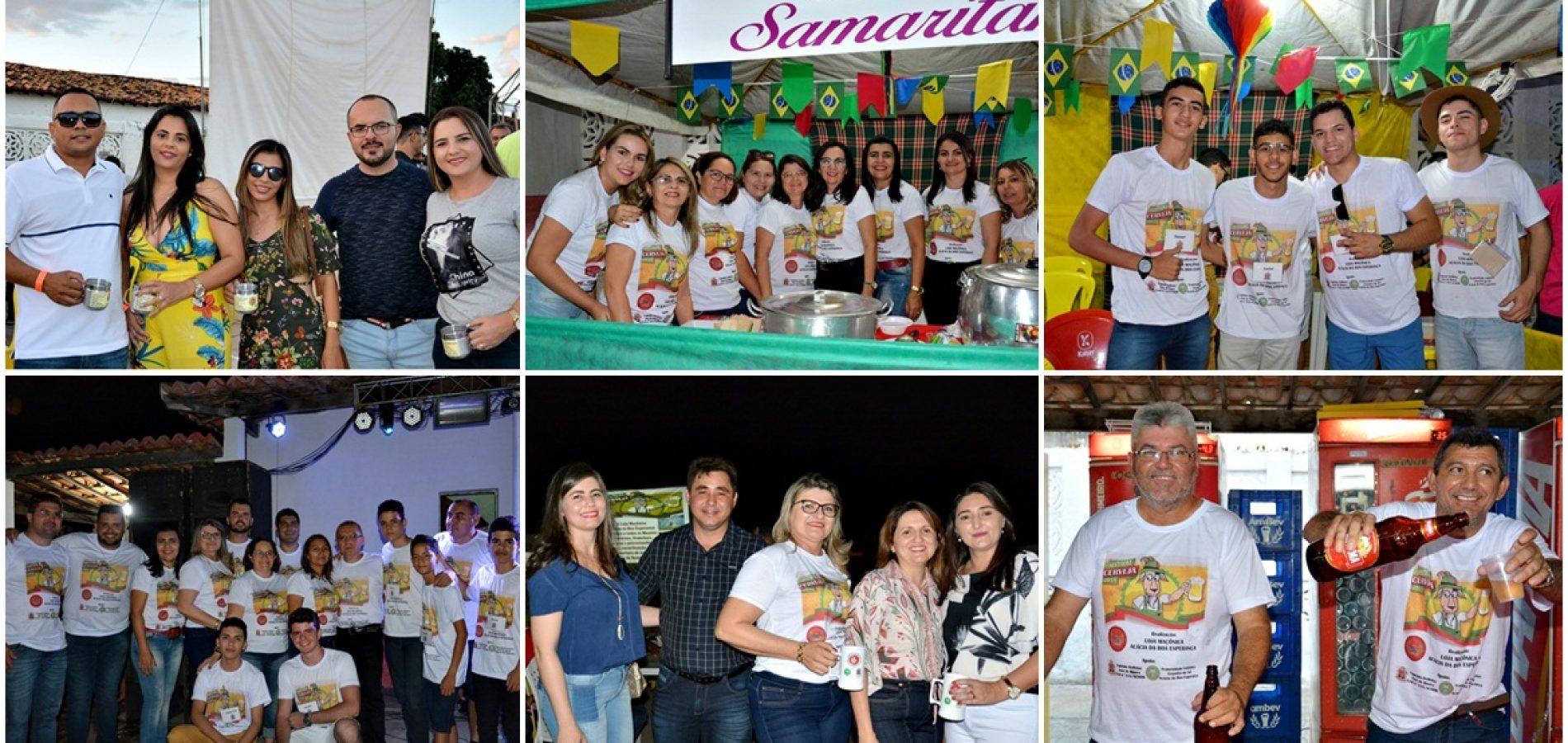 FOTOS | Maçonaria promove Festival de Cerveja de Padre Marcos