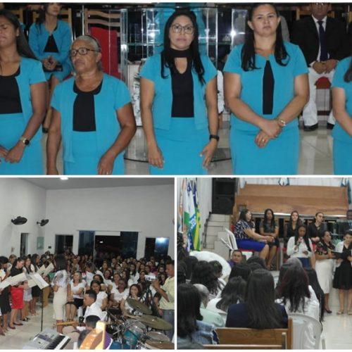 Igreja evangélica assembleia de Deus de Francisco Macedo promove 7° congresso de senhoras