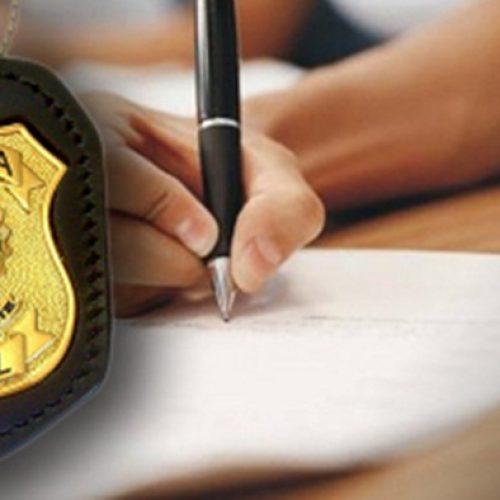 Com mais de 21 mil inscritos, prova do concurso para Polícia Civil será neste domingo (10)