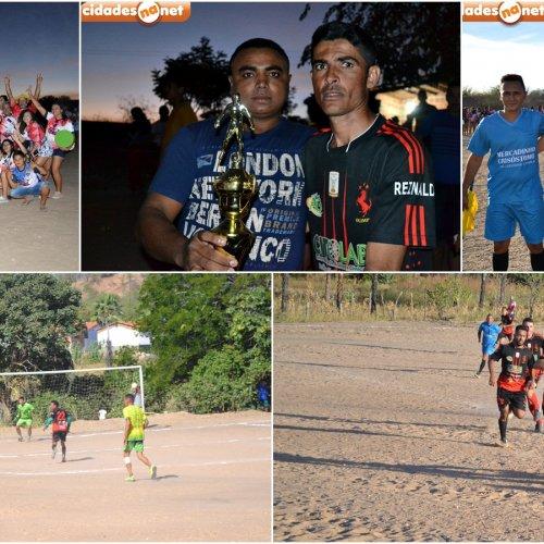 Novo Horizonte conquista título de campeão do 20° Torneio de Futebol Amador do Povoado Carnaíba em Campo Grande