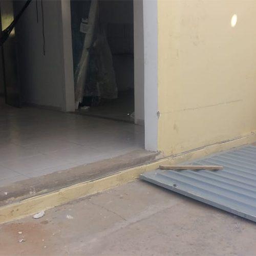 Restaurante é arrombado antes da inauguração no PI; prejuízo superior a R$ 10 mil