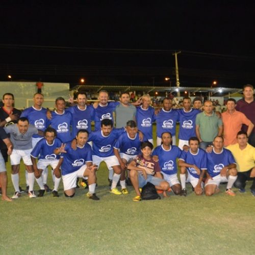 Seleção de Veteranos de São Julião é campeã no Campeonato Regional em Fronteiras