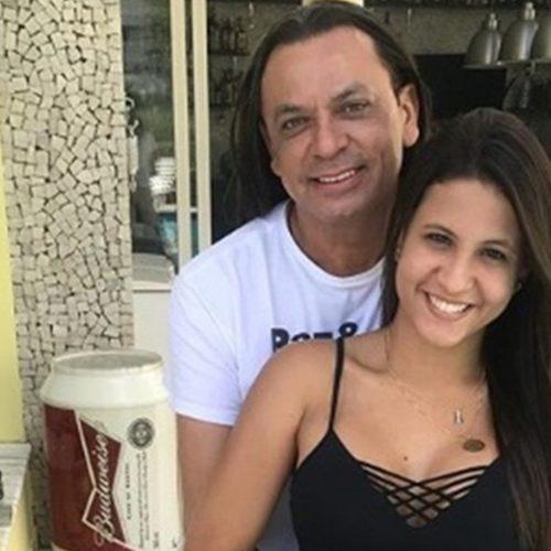 Cantor piauiense Frank Aguiar vai casar com estudante de 25 anos