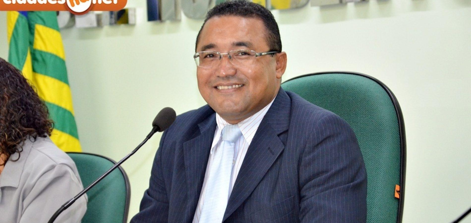 Vereador Irmão Jessé quer equipagem de poços na zona rural de Jaicós