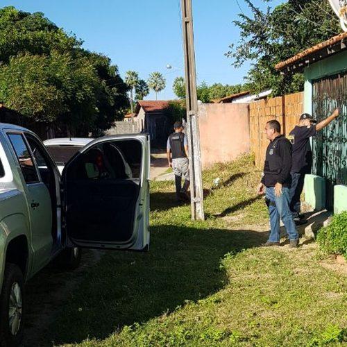 Operação prende suspeitos de homicídio, tráfico e estupro em 4 cidades do Piauí