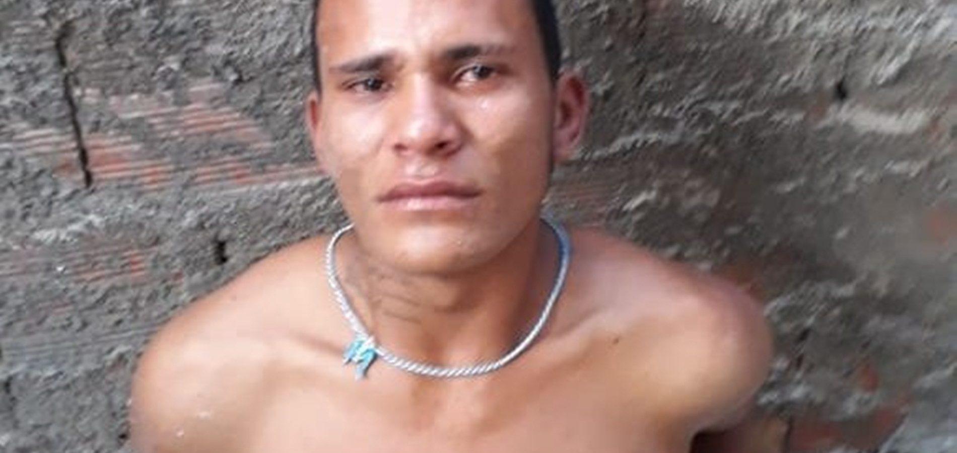 Jovem natural de Picos é preso no Ceará suspeito de matar bisavó
