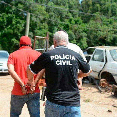 Megaoperação cumpre 171 mandados no Piauí e quatro Estados por ataques à seguradora