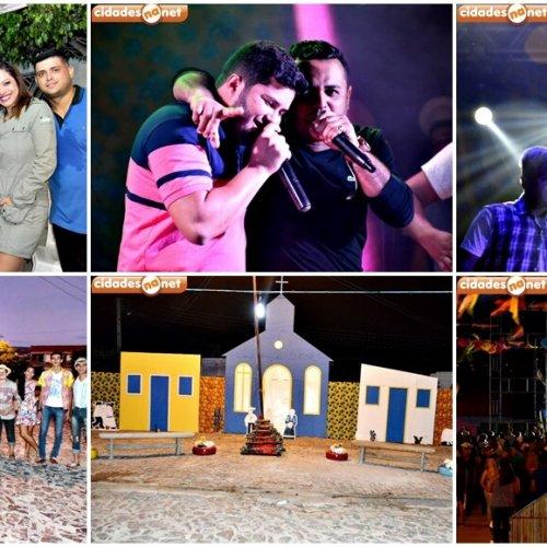 Francisco Macedo mantém viva a tradição junina e promove o XVI 'Arraiá de Nóis Tudim'; fotos – 1º dia