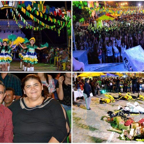 Em Geminiano, 'São João do Piseiro' valoriza a cultura, promove entretenimento e movimenta a economia