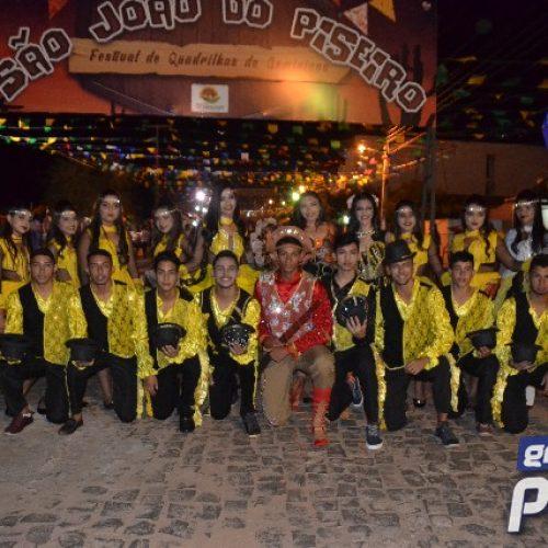 Festival de Quadrilhas Juninas e shows abrem o 'São João do Piseiro' em Geminiano; veja fotos