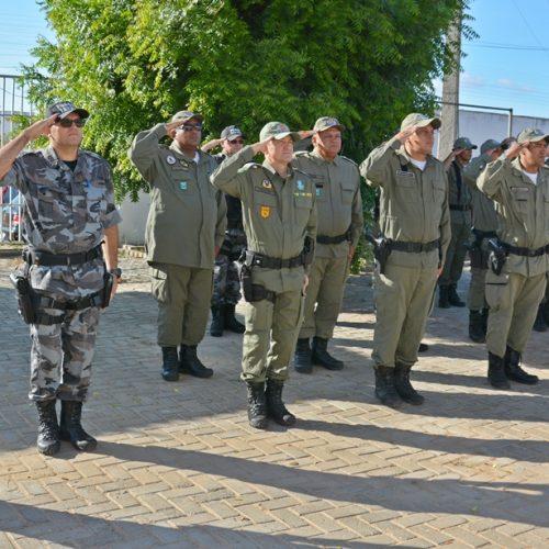Tenente Ricarte assume o comando da 3ª Companhia de Polícia Militar em Jaicós