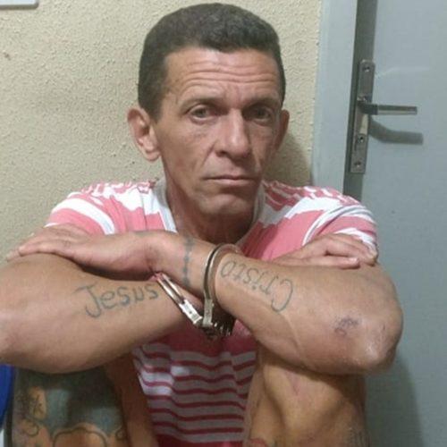 Homem é preso após tentar furtar escola em Francisco Santos