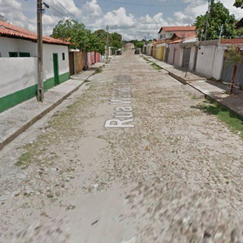 Mulher é atingida no rosto ao tentar fugir de assalto no Piauí