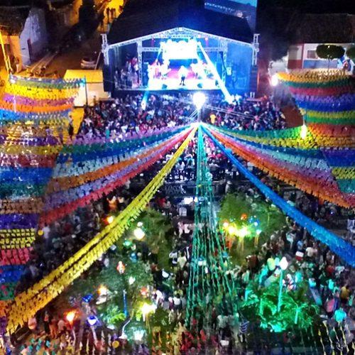 Veja fotos dos shows de forró no XXII São João de Massapê do Piauí