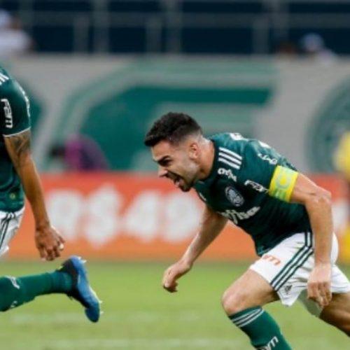 Bruno Henrique faz dois gols e encerra jejuns do Palmeiras