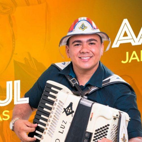 JAICÓS | Sanfoneiro Alvino Luz anima tarde na AABB no próximo domingo (22)