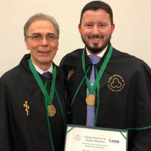 Médico do Piauí se torna o 2º do estado a receber título de sociedade nacional