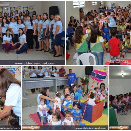 PNAIC de Belém do Piauí realiza Seminário e culmina atividades do ciclo 2017\2018