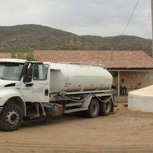 Ministério da Integração nega pedido de retorno da Operação Carro Pipa em Picos