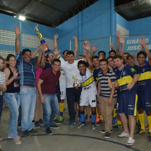 SÃO JULIÃO | Campeonato de Futsal tem início dia 11 de agosto com 15 equipes; veja tabela