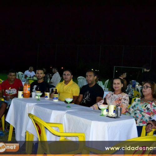 JAICÓS   Veja quem marcou presença no show com Chaga Santos na AABB