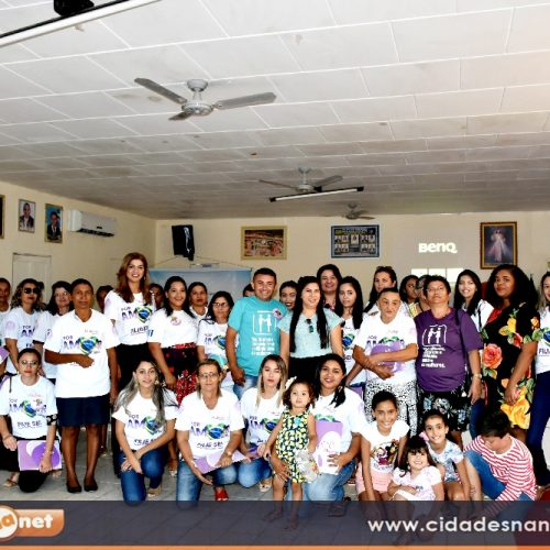 Em Francisco Macedo, Progressistas realiza Encontro de Mulheres e empossa coordenadora local