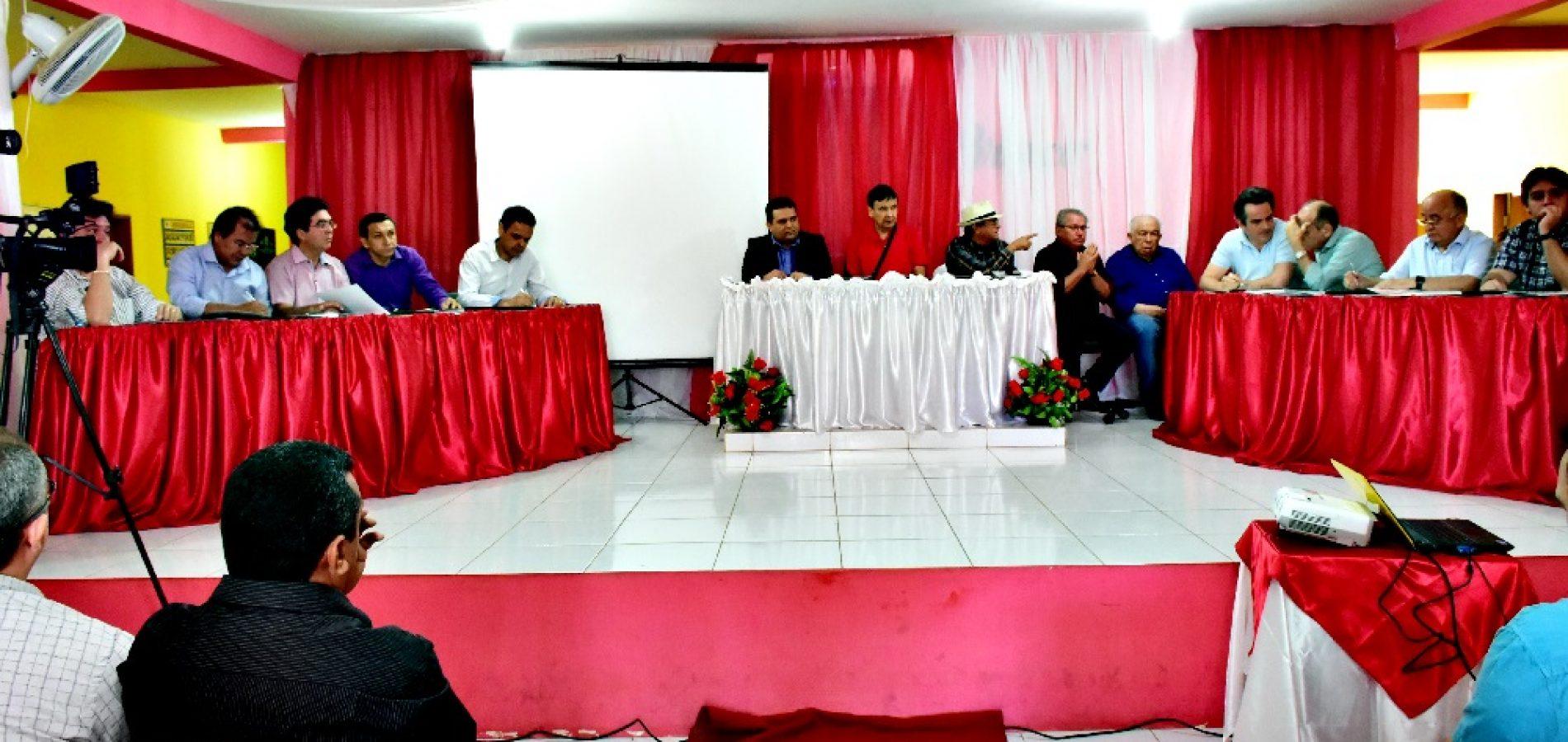 Marcolândia sedia 5º Encontro Municipalista da região do Vale do Itaim; fotos