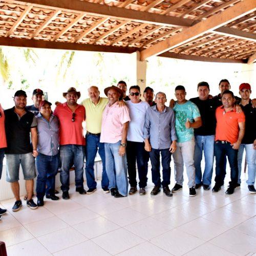 Deputado Fernando Monteiro visita Alegrete e garante recursos para 5 mil metros de pavimentação de ruas