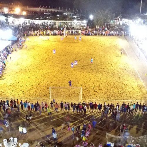 Festival Desportivo de Férias atrai multidão e movimenta o interior de Massapê do Piauí