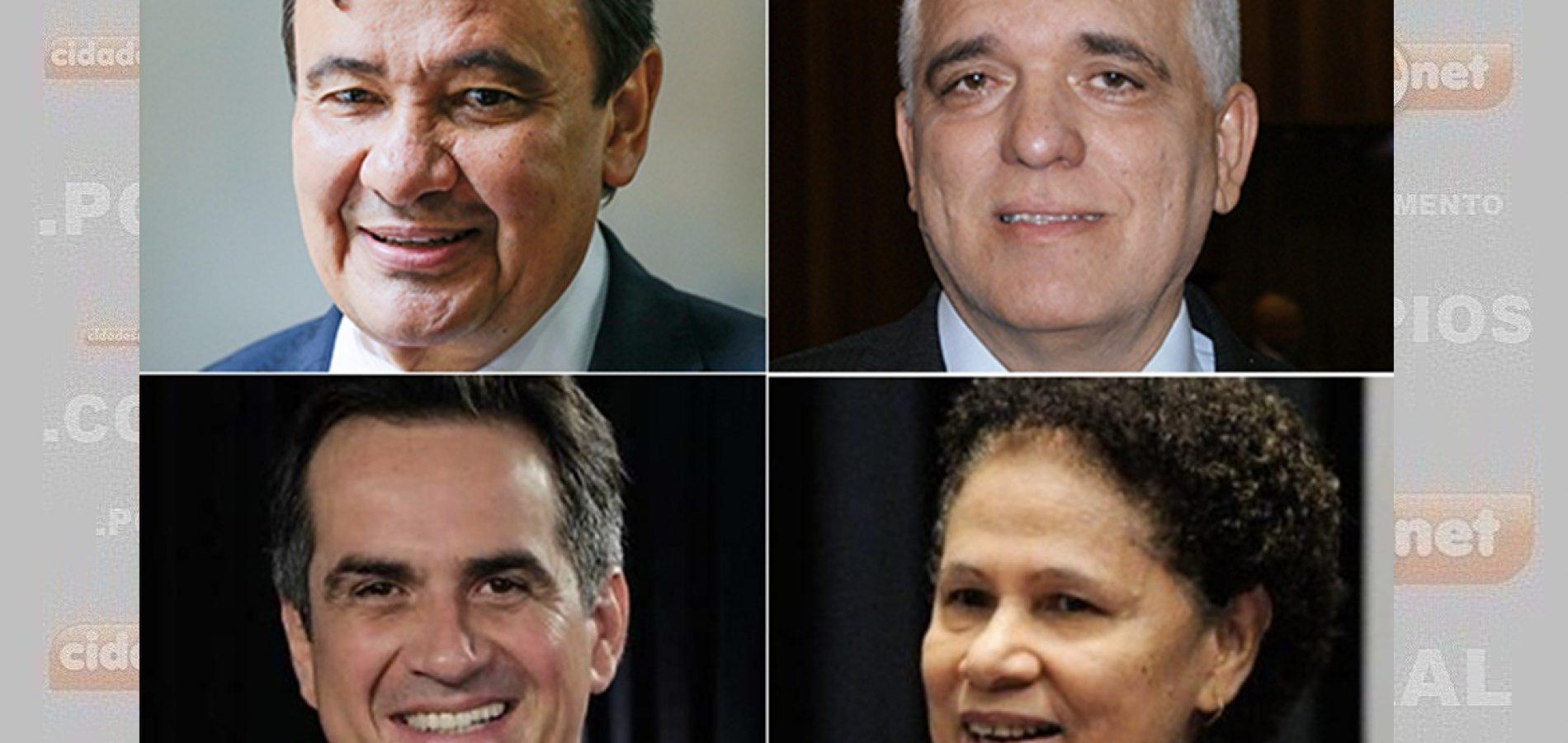Chapa governista será confirmada com W.Dias, Themístocles, Ciro Nogueira e Regina