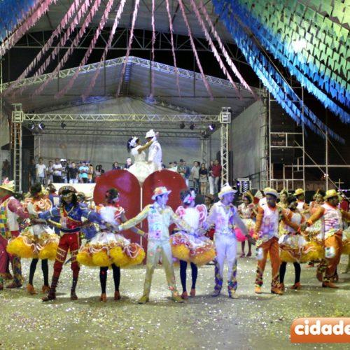 JAICÓS   Festival de Quadrilhas Regionais marca 2° noite do XXV São João do Galo