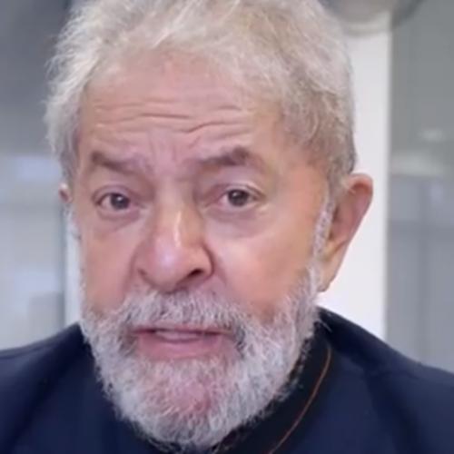Lula critica política no judiciário em vídeo inédito; Assista !