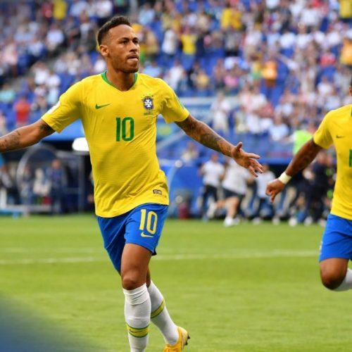 Neymar rebate ataques sofridos nos últimos dias
