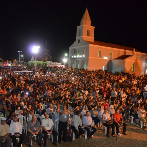 Caminhada e Missa marcam encerramento da 14ª Romaria da Terra e da Água em Paulistana