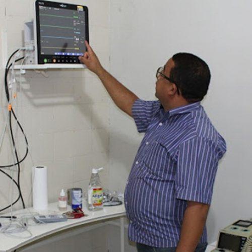 SIMÕES   Hospital Municipal Zuca Batista ganha sala de estabilização
