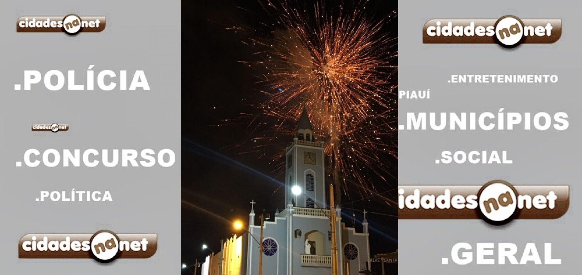 MONSENHOR HIPÓLITO | Paróquia Santa Ana lança programação da 111ª festa em honra a sua padroeira