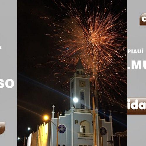 MONSENHOR HIPÓLITO   Paróquia Santa Ana lança programação da 111ª festa em honra a sua padroeira