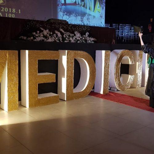 GENTE EM EVIDÊNCIA | Fronteirense conclui curso de Medicina na UFRN, veja fotos!