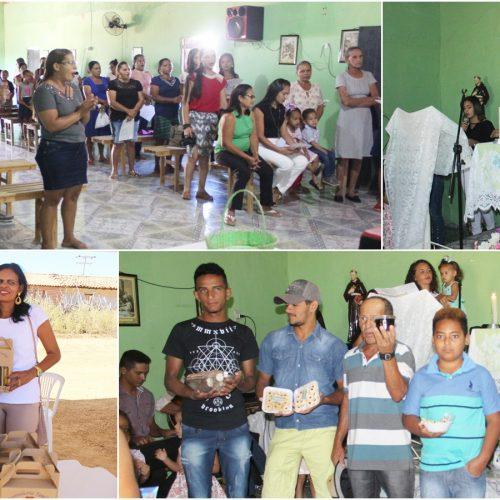 Missa abre oficialmente II Feira Cultural da Agricultura Familiar no Pov. Esquisito em Jaicós