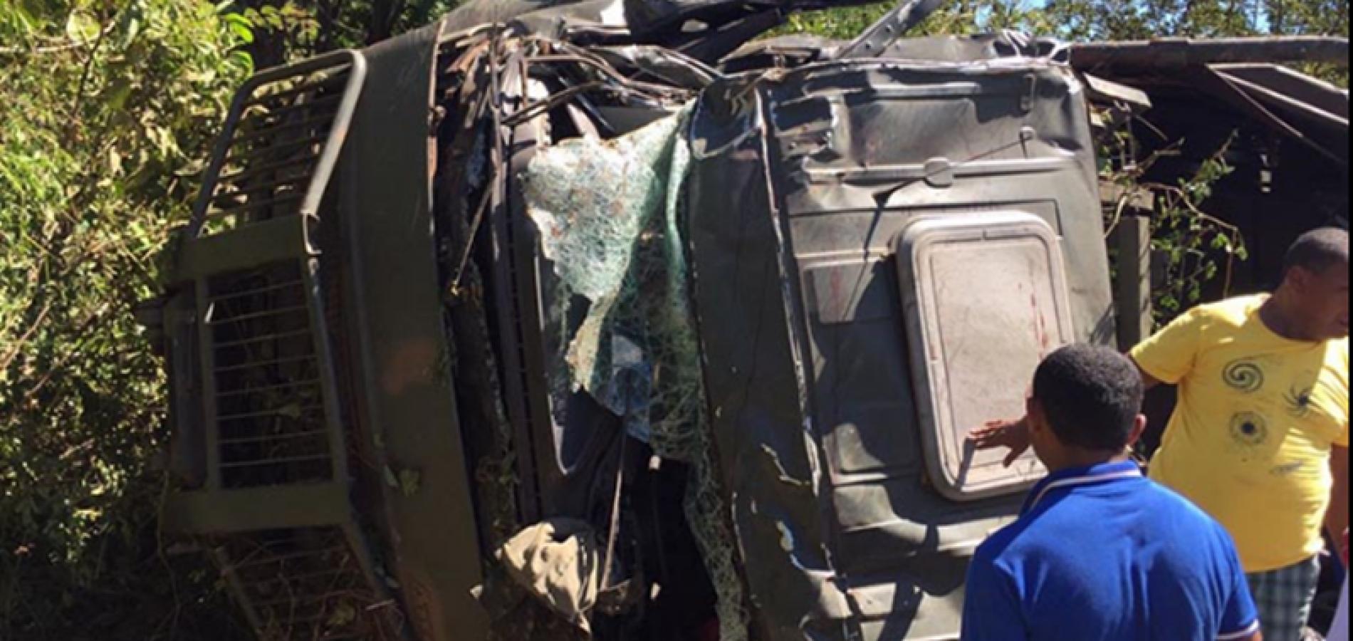 Soldado do Exército é denunciado por dirigir embriagado, matar um e ferir 25 em comboio