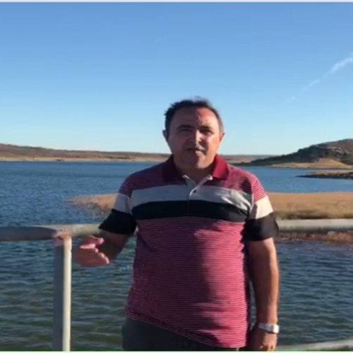 Prefeito Agenilson agradece senador Ciro pelos recursos destinados a  Patos do Piauí