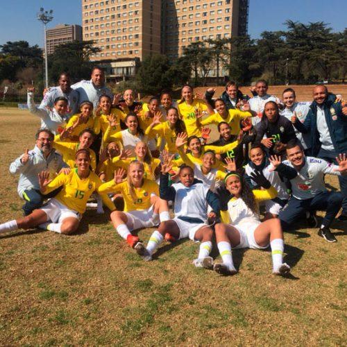 Piauiense é campeã em torneio internacional de futebol feminino