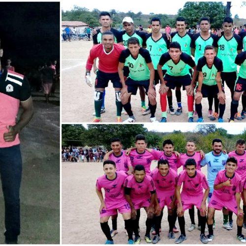 Força Jovem X Mouriço disputaram final do campeonato de futebol na comunidade Tatu em Pio IX