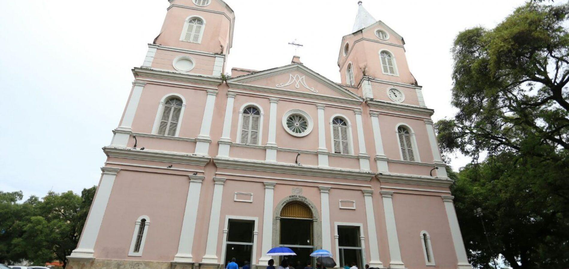 Bandidos furtam Catedral no Piauí pela 2° vez